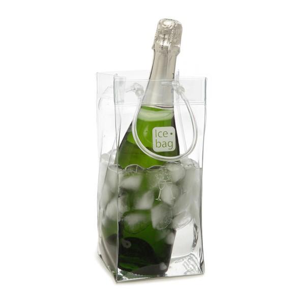 Seau rafraîchisseur transparent Ice Bag