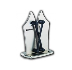 acquista online Affilacoltelli in alluminio nero
