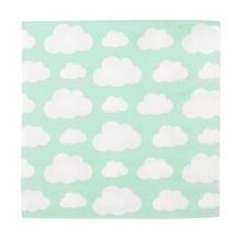 Achat en ligne Paquet de 20 serviettes en papier nuage 16x16cm