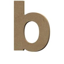 Achat en ligne Lettre B à décorer minuscule en bois 9cm