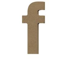 Achat en ligne Lettre F à décorer minuscule en bois 9cm