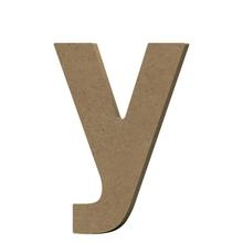 Achat en ligne Lettre Y à décorer minuscule en bois 9cm