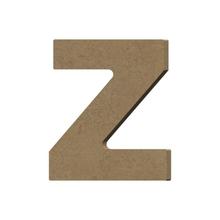 Achat en ligne Lettre Z à décorer minuscule en bois 9cm
