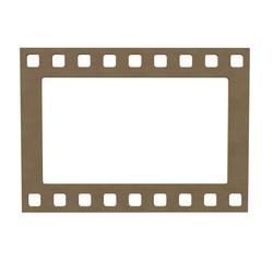 compra en línea Marco de madera de película para photocall
