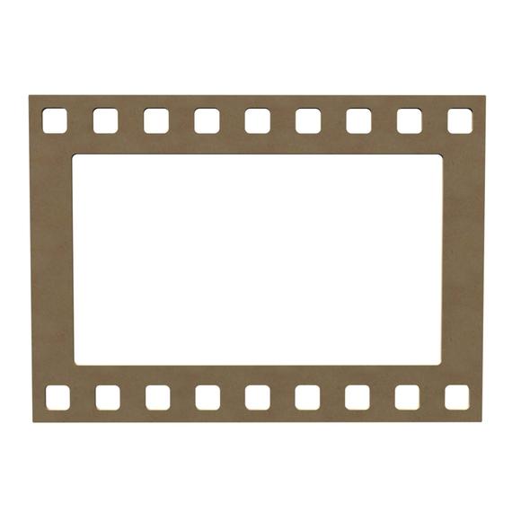 Achat en ligne Photobooth pellicule en bois 77x56cm