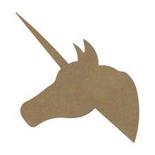 Achat en ligne Licorne à décorer en bois 25cm