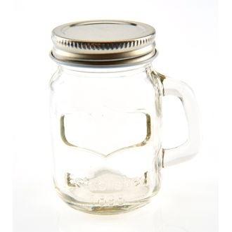 Mini mug jar en verre