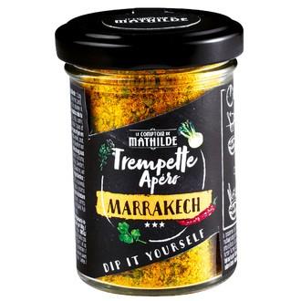 LE COMPTOIR DE MATHILDE - Trempette Apéro Marrakech 45g
