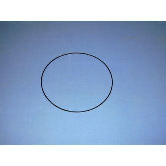 Cercle nu noir 20cm