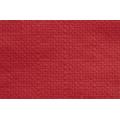 Rouleau de nappe gaufré rouge 1,20x5m