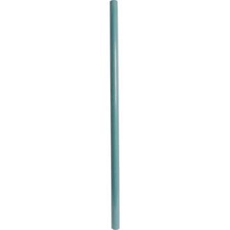 Rouleau de nappe gaufré bleu paon 1,20x5m