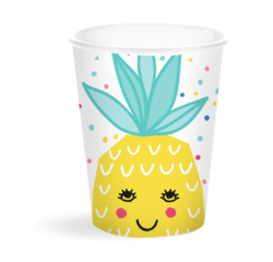 Achat en ligne 10 Gobelets kids ananas 25cl