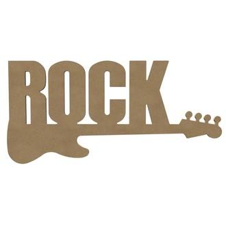 Mot rock en bois 58cm