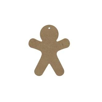 Petit biscuit à suspendre en mdf 10cm