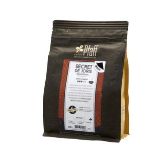 CAFES PFAFF - Café moulu Secret de Joris en sachet 250g