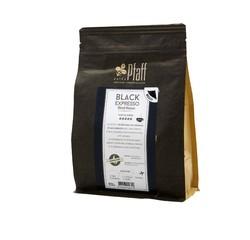 Achat en ligne Café moulu fort et corsé Black Expresso en sachet 250g