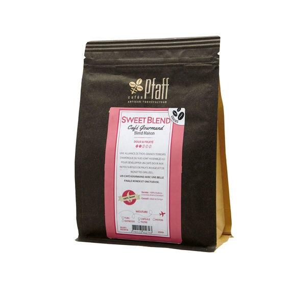 Café en grain Sweet Blend en sachet 250g