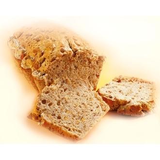Préparation pain aux graines sans gluten