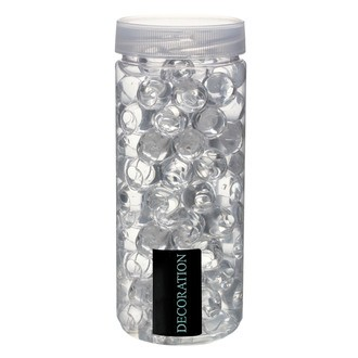 Perles d'eau transparente 500mL