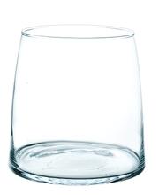 Achat en ligne Vase en verre transparent Norway H16xØ15,5cm