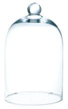 Achat en ligne Cloche en verre transparente H25cm