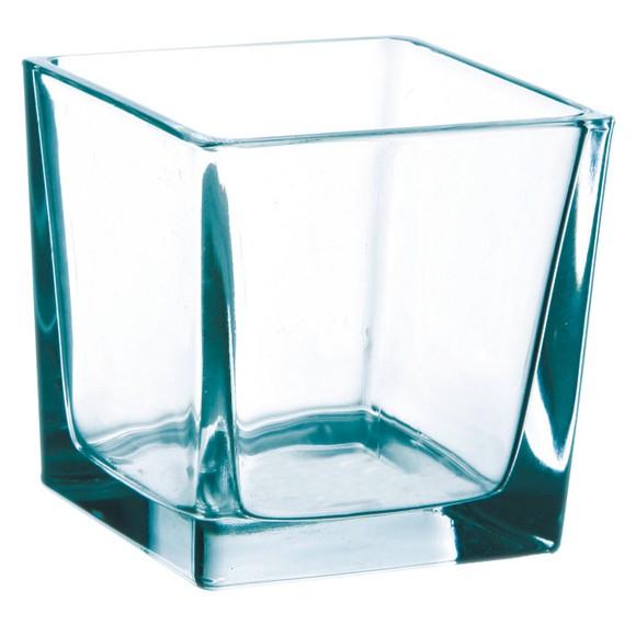 Achat en ligne Pot transparent en verre 10cm