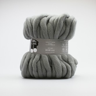 Kesi art pelote 100% laine bruine yvette 25m