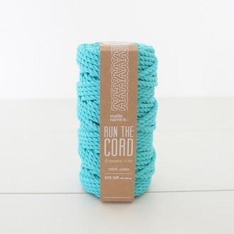 KESIA ART Fil macramé 100% coton belle isle 6mm
