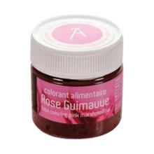 Achat en ligne Colorant alimentaire rose guimauve liquide en pot 10g