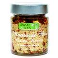 Moutarde aux baies roses et poivre noir biologique 130g
