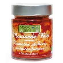 Achat en ligne Moutarde aux tomate séchées et aux épices 130g