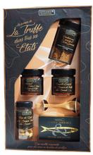 Achat en ligne Coffret apéritif festif arôme de truffe 325g