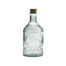 Achat en ligne Carafe verre vide relief 0,65l