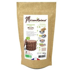 Achat en ligne Préparation bio biscuits chocolatés 280g