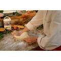 Kit pâtisserie moule 6 petits pains ronds silicone noir