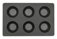 Achat en ligne Kit moule à 6 petits pains ronds en silicone 37x23,5cm