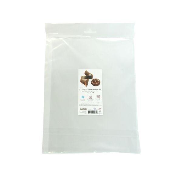 Fogli A4 rhodoid, 2 pezzi