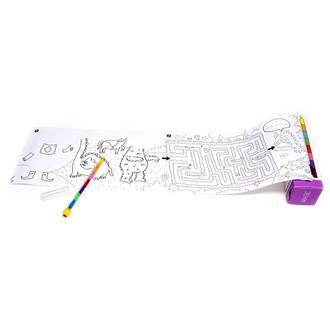 OMY - Jeux de poche magic à colorier