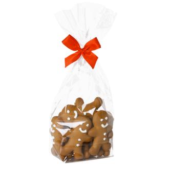 Sachet de biscuits bonhomme pain d'épice 50g