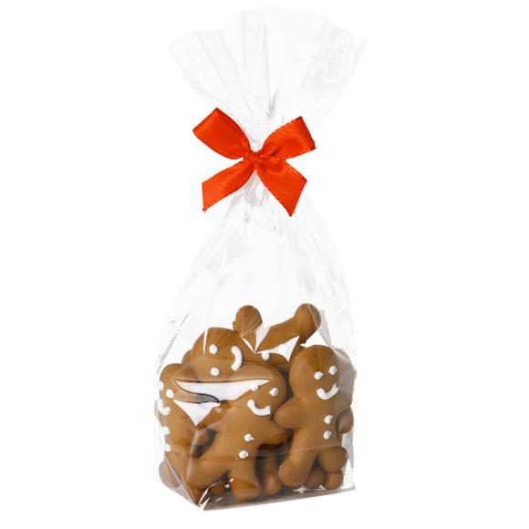 98594cee9baf79 Sachet de biscuits bonhomme pain d épice 50g Pas cher - Zôdio