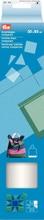 Achat en ligne Feuille de création textile transparente 30x60cm
