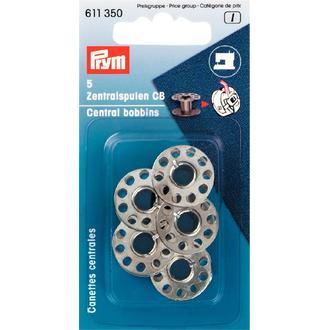 Canette centrale pour machine à coudre acier 20,5x11,7mm
