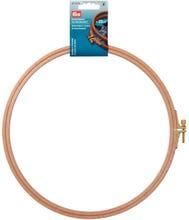 Achat en ligne Cercle à broder en hêtre épaisseur 8 mm, largeur 25cm
