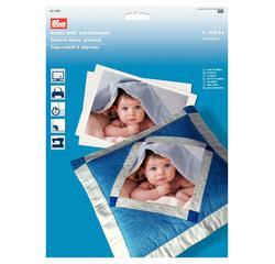 Achat en ligne Tissu à imprimer et à coudre format A4