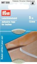 Achat en ligne Ruban adhésif pour cuir 12mmx5m