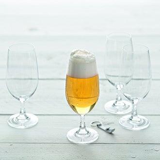 Set de 6 verres à bière First 380ml