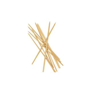 200 brochettes en bambou 20cm