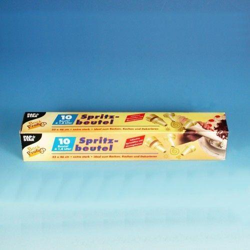 Achat en ligne Boite de 10 poches à dresser avec 3 douilles 46x23cm