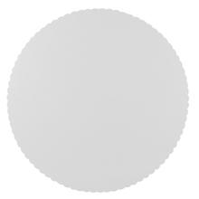 Achat en ligne 10 sous tartes en carton blanc avec bord dentelé ø 30 cm