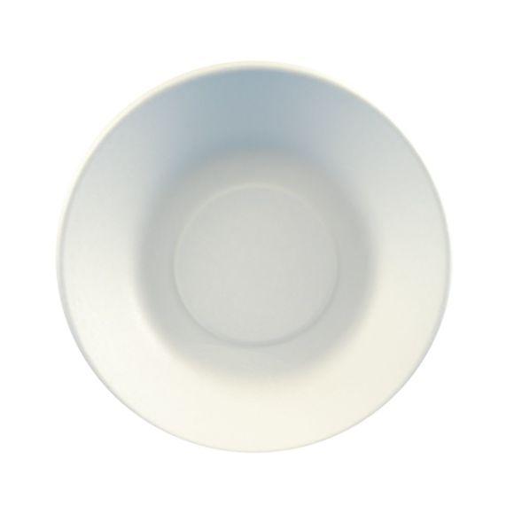 Achat en ligne Paquet de 50 coupelles en canne à sucre blanc 19cm